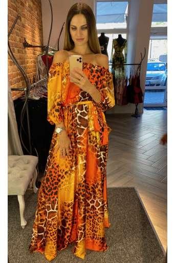 Sukienka EMO Klara  Safarii