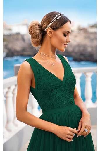 Sukienka EMO Charlotte zielona
