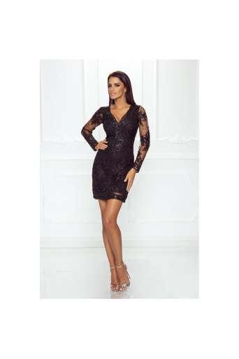 Sukienka EMO DIANA czarna