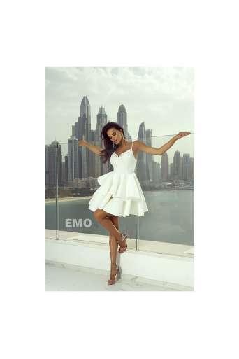 Sukienka EMO LEILA biała