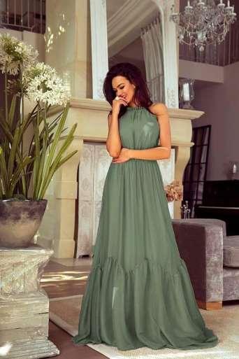 Sukienka EMO Alisse oliwka