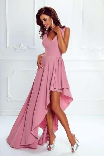 Sukienka EMO INEZ purdowy róż