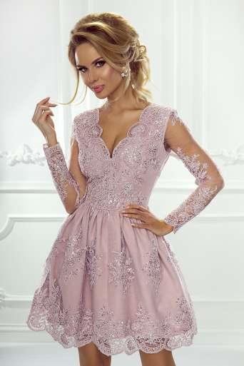Sukienka EMO AMELIA róż
