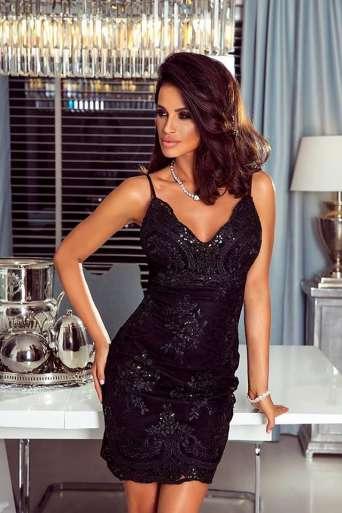 Sukienka EMO Sara czarna