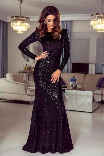 Sukienka EMO Paris czarna
