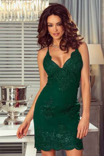 Sukienka EMO Sara zielona