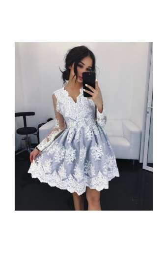 Sukienka EMO AMELIA koronka