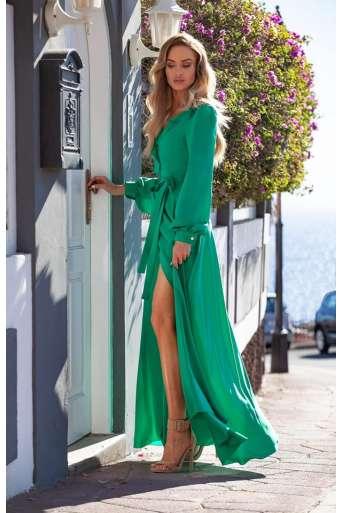 Sukienka Selena zielona