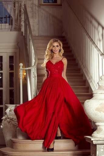 Sukienka EMO BELLA czerwona