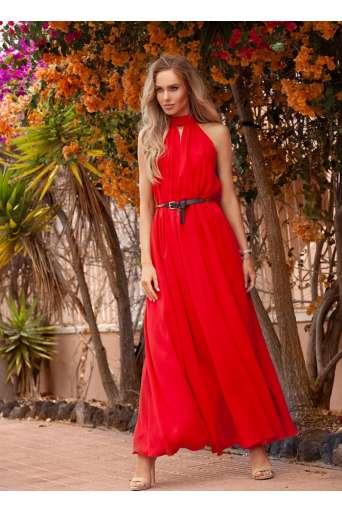 Sukienka EMO Lajla czerwona