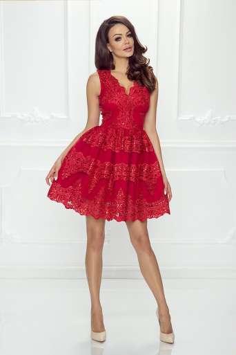 Sukienka EMO CARMEN czerwona